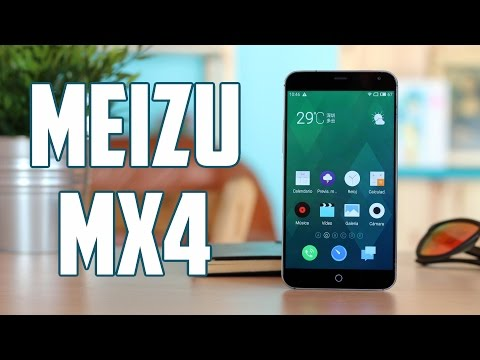 Meizu MX4, Review en español