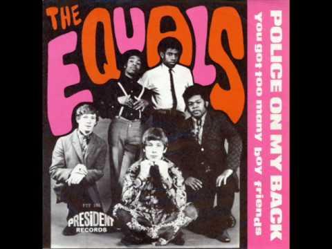 The Equals Police On My Back (Studio) Eddy Grant  clash uk pop