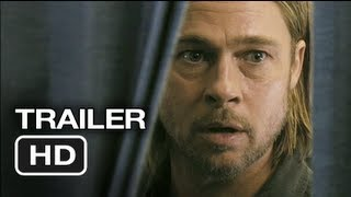 World War Z TRAILER (2013) - Brad Pitt Movie HD