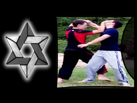 KRAV MAGA: Knife Defense Series - Knife Slash from Above Preemptive Counter Attack