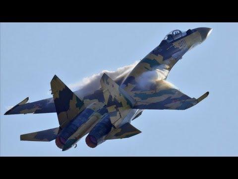 شاهد بالفيديو : شركة الطائرات الموحدة الروسية تعرض أحدث منتجاتها في 2014