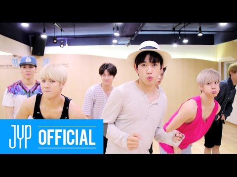 Just Right (Dance Practice Version 2)