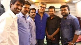 Watch Soori Meets Ajith Alongwith his Family On His Birthday Red Pix tv Kollywood News 28/Aug/2015 online