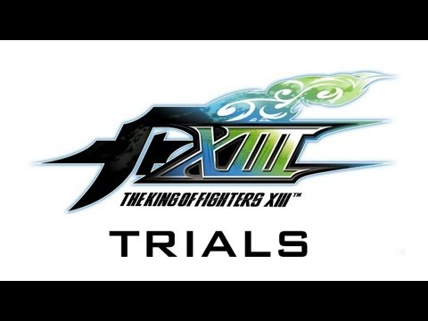 The King of Fighters XIII Trials - K-