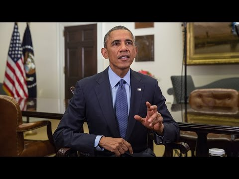(Weekly Address): America Is a Place Where Hard Work Should Be Rewarded