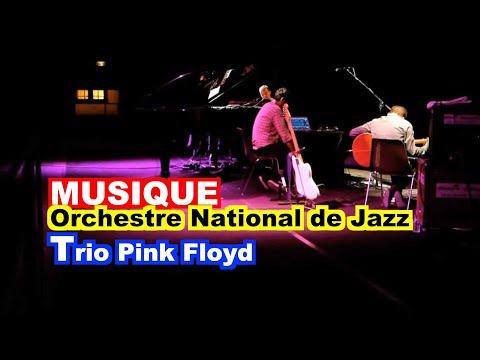 MUSIQUE : Concert de l'Orchestre National de Jazz ''trio Pink Floyd''.