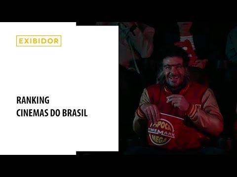 Ranking Cinemas do Brasil