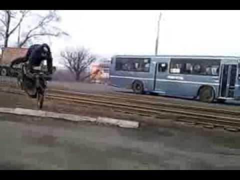Начинающий каскадер=)))))