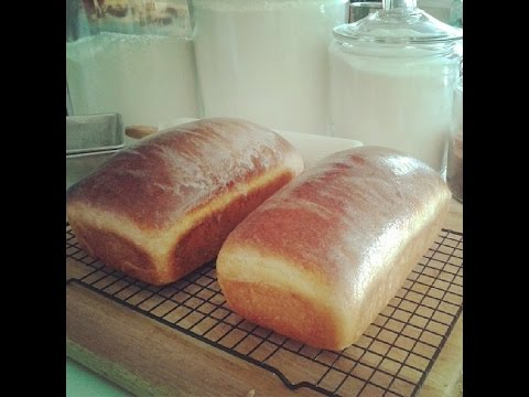 Honey Buttermilk Bread