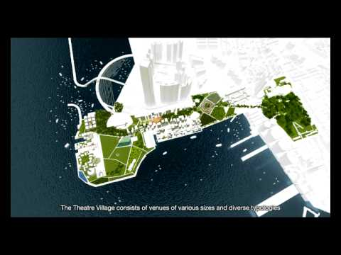 OMA-s plan for Hong Kong West Kowloon Cultural District (Director-s Cut)