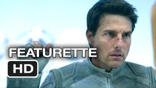 Oblivion TV Official Featurette (2013) - Tom Cruise Futuristic Movie HD