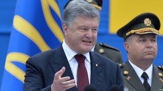 """""""Враг не поставил Украину на колени"""""""