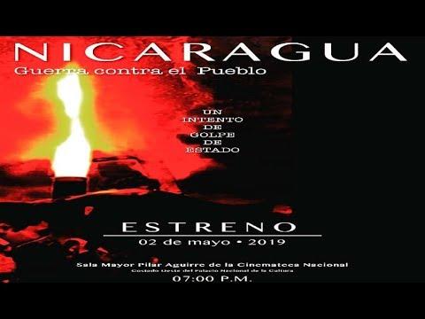 GUERRA CONTRA EL PUEBLO (realidad en Nicaragua)