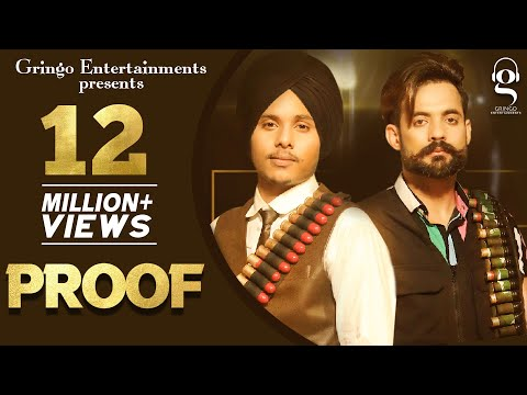 Proof(Official Video) | Gagan Deep Thambar Ft. Gurlez Akhtar | Mistabaaz | New Punjabi Songs 2021