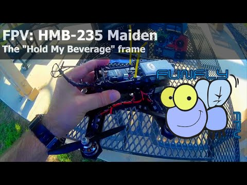 FPV: HMB-235 Maiden and Review - UCQ2264LywWCUs_q1Xd7vMLw