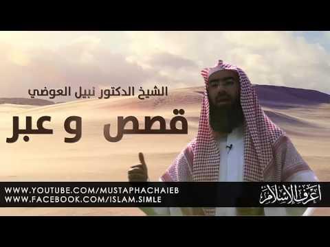 فيديو قصة اغرب من الخيال اسمع واعتبر 2014 - الشيخ نبيل العوضي