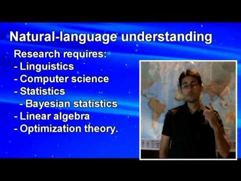 Natural Language processing, short introduction.