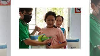 Quý Mạnh thường quân thăm và tặng quà cho các bệnh nhi tại Bệnh viện Nhi đồng Đồng Nai nhân ngày Quốc tế thiếu nhi 01/06/2020
