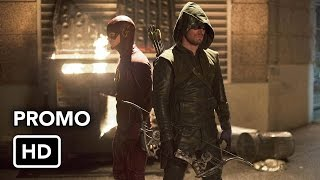 "Arrow 3×08 Promo ""The Brave and the Bold"" (HD) The Flash Crossover Thumbnail"