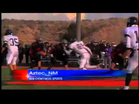 Cleveland, Aztec and Lovington take home football titles