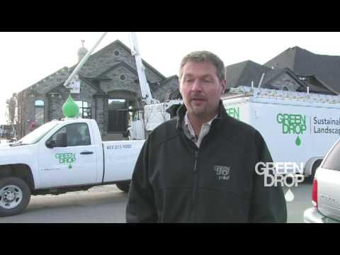 Green Drop - Holiday Lighting & Decor : BizBOXTV Calgary / Edmonton Internet Video Production - UC1FNFOR6pDyfzPS18TnmBrg