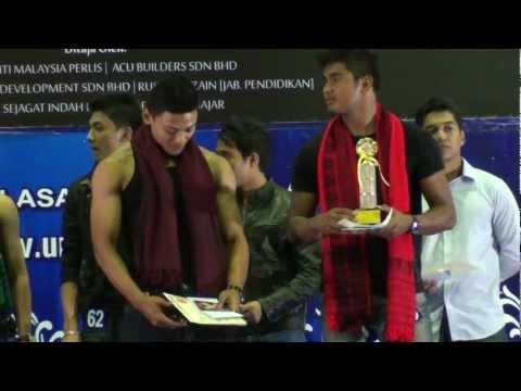 Mr Macho Perlis 2011: Winner announcement