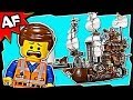 MetalBeard's SEA COW SHIP 70810 The Lego Movie Stop Motion Set Review