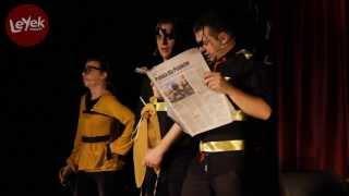 Kabaret LEYEK - Pszczoły