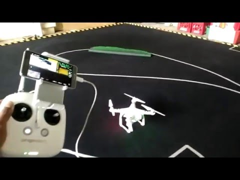 Review - Flight Indoor DJI Phantom 3 proffesional (Recomended)