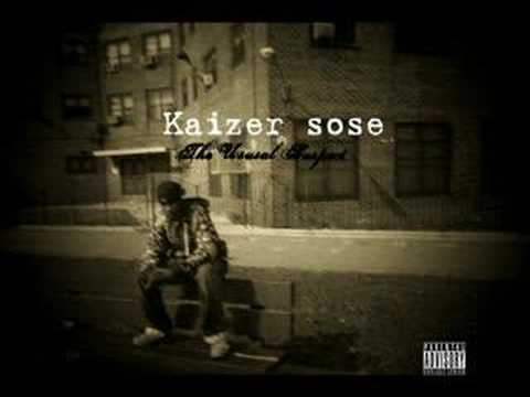 Kaizer Sose The Usual Suspect coming soon!! 2007 Hip Hop