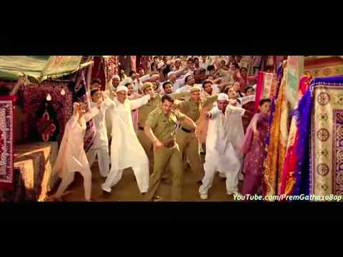 Tere Mast Mast Do Nain   Dabangg 1080p HD Song   YouTube