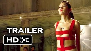 The Protector 2 Official Trailer (2014) - Tony Jaa, RZA Martial Arts Movie HD