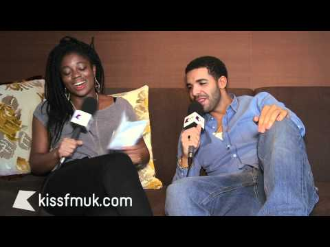 Drake talks to Kiss FM UK about touring, hanging with Rihanna   more !