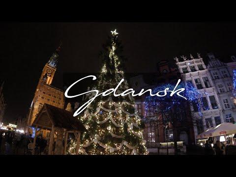GDAŃSK 2016 | A Winter City Break in Poland | GoPro Hero+ LCD