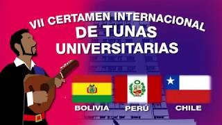 VII Certamen Internacional de Tunas Universitarias