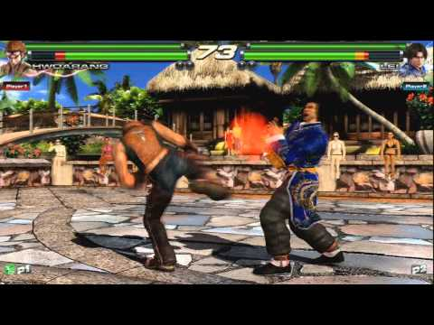 TEKKEN TAG TOURNAMENT 2 Unlimited Arcade Trailer