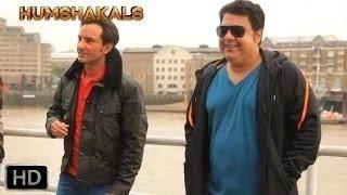 Humshakals - Behind the Scenes Video Blog - Day 10-12