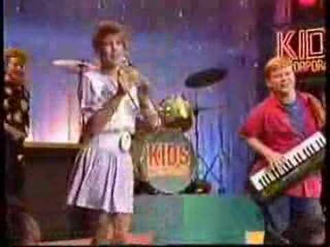 Kids Incorporated - Never Gonna Give You Up