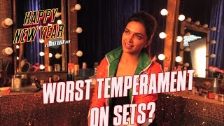 Happy New Year - Worst Temperament on Sets