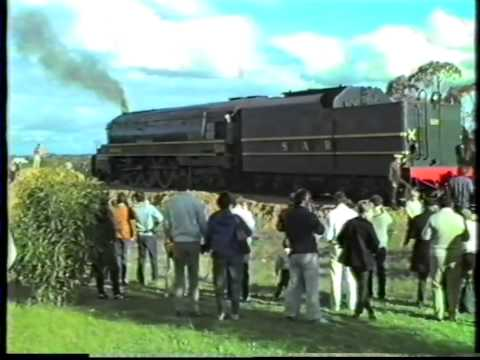 Train Enthusiast's Video Diary 1985-06-22
