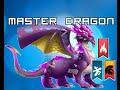 Dragon City - MASTER Dragon (3 Elements)