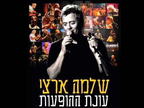 שלמה ארצי - במטוס סילון (עונת ההופעות)