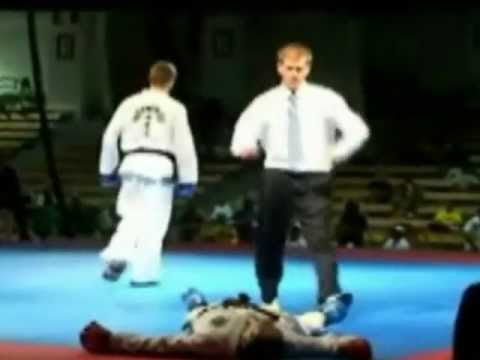 TAEKWONDO ITF KO'S