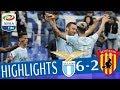 Lazio - Benevento 6-2 - Highlights - Giornata 30 - Serie A TIM 2017/18