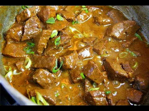 Coconut Stew Beef TastyTuesdays