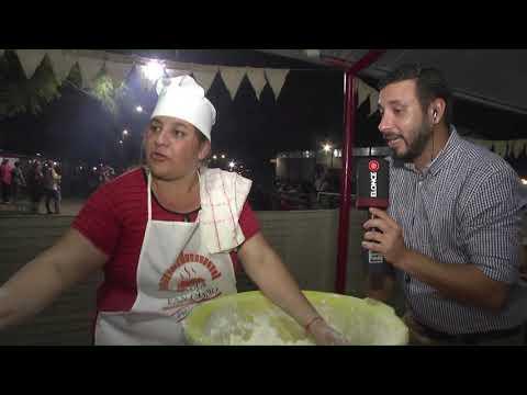 Fiesta del Pan Casero en Sauce de Luna: El amasado del pan