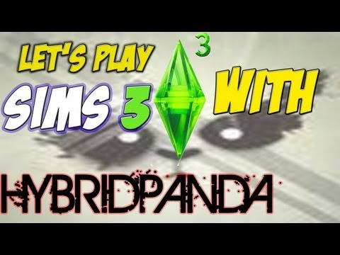 Lets Play Sims 3 - ep 6 - #1 Father EU