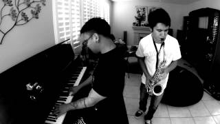 Hold On (We're Going Home) - Drake - AJ Rafael & @Petermartin91