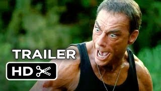 Welcome To The Jungle Official Trailer (2014) - Jean-Claude Van Damme Movie HD