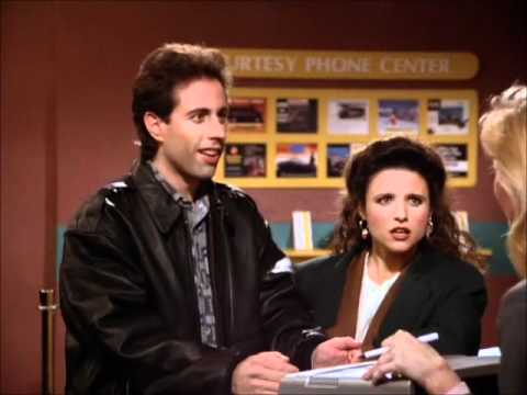 Seinfeld - The Car Reservation